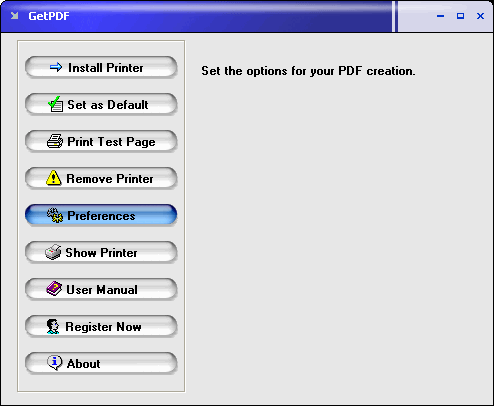 GetPDF Screenshot 1