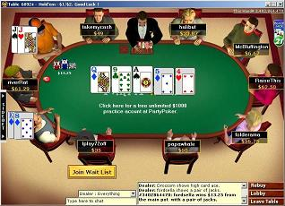 Poker Texas Holdem Screenshot