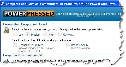 PowerPressed for PowerPoint Screenshot 2