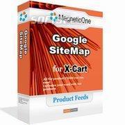 X-Cart Google SiteMap Screenshot 2