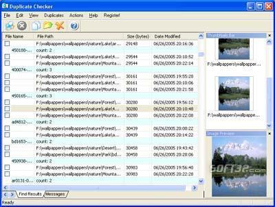 Duplicate Checker Screenshot 3