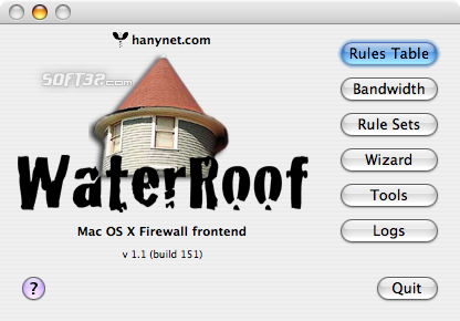 WaterRoof Screenshot