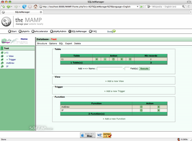 MAMP Pro & MAMP Screenshot 24