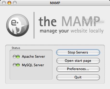 MAMP Pro & MAMP Screenshot 16