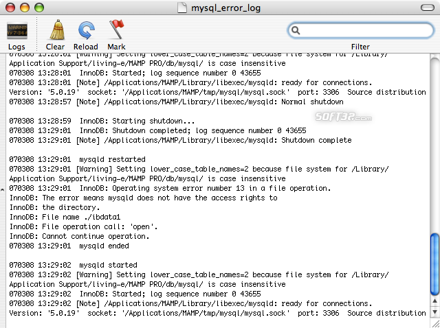 MAMP Pro & MAMP Screenshot 13