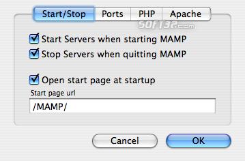 MAMP Pro & MAMP Screenshot 17