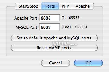 MAMP Pro & MAMP Screenshot 18