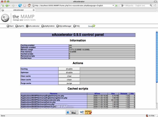 MAMP Pro & MAMP Screenshot 22