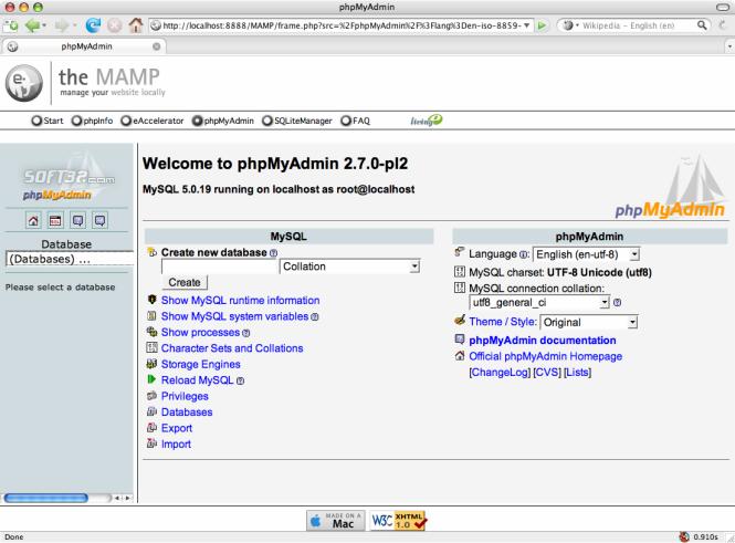 MAMP Pro & MAMP Screenshot 23