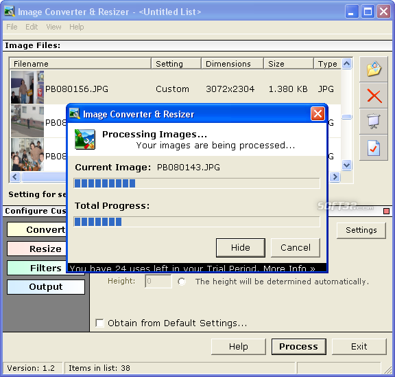 Image Converter and Resizer Screenshot 7