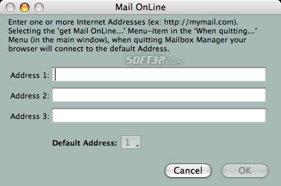 Mailbox Manager Screenshot 8