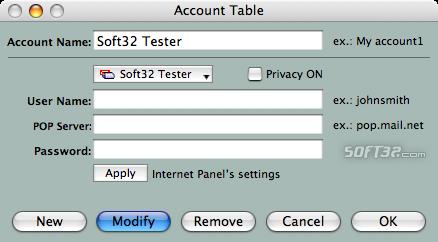 Mailbox Manager Screenshot 4