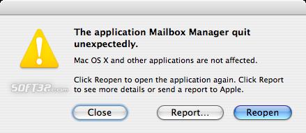 Mailbox Manager Screenshot 5