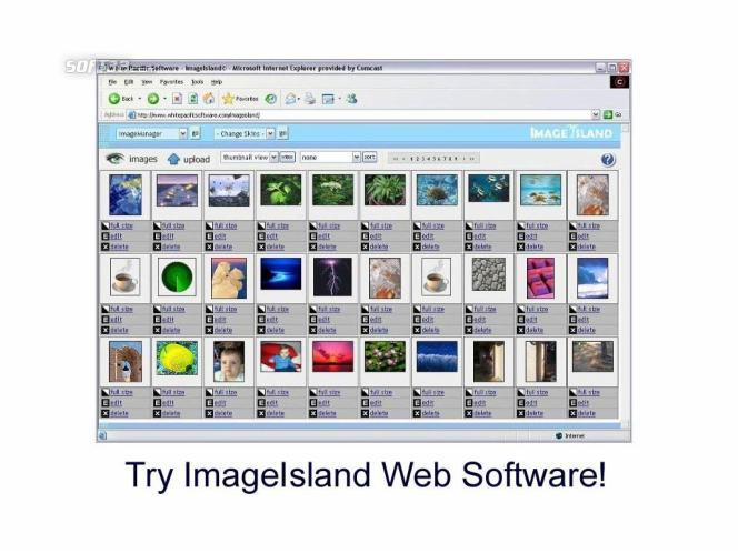 ImageIsland Screenshot 3