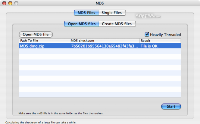 MD5 Screenshot 6