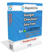 osCommerce Google Checkout Level 1 payment module Screenshot