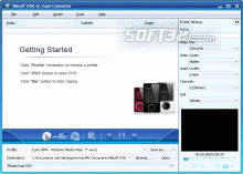 Xilisoft DVD to Zune Converter Screenshot 5