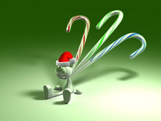 Free Christmas Dreams Screensaver Screenshot 1