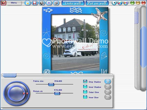 Photowall Screenshot 1