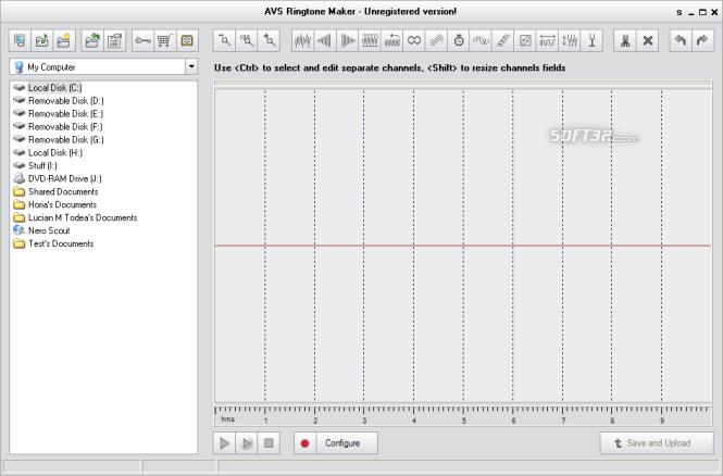 AVS Media Audio Tools Screenshot 5