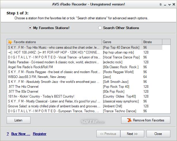 AVS Media Audio Tools Screenshot 6