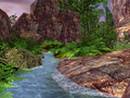 Spring Valley 3D Screensaver 3