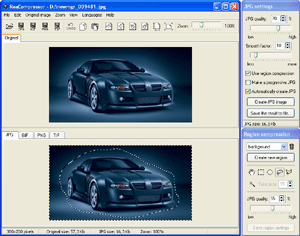 ReaCompressor - image optimizer Screenshot 3