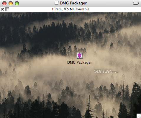DMG Packager Screenshot 3