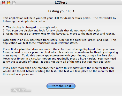 LCDtest Screenshot 6