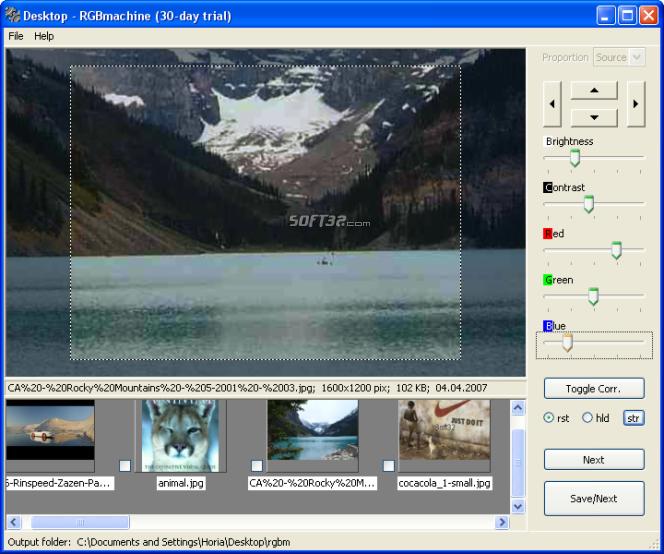 RGBmachine Screenshot 2