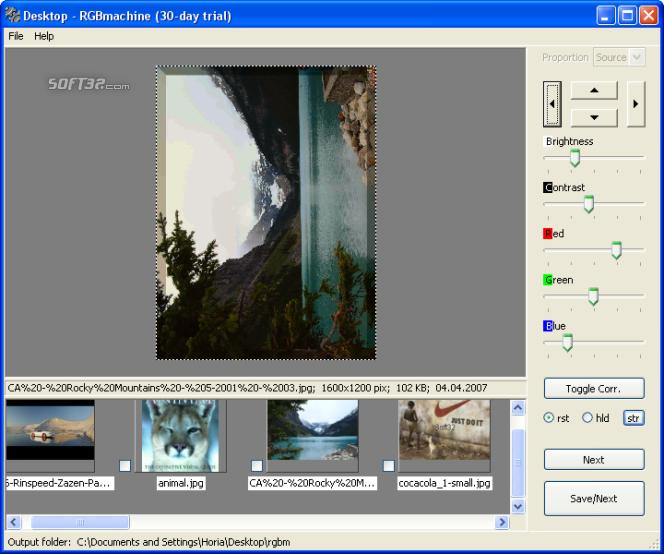 RGBmachine Screenshot 3