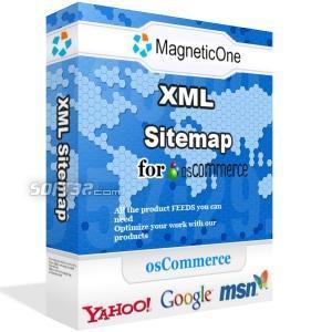 XML Sitemap for osCommerce Screenshot 2