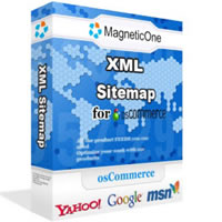XML Sitemap for osCommerce Screenshot