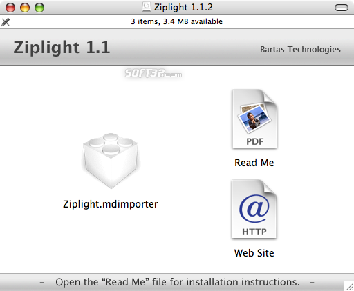Ziplight Spotlight Plugin Screenshot 1