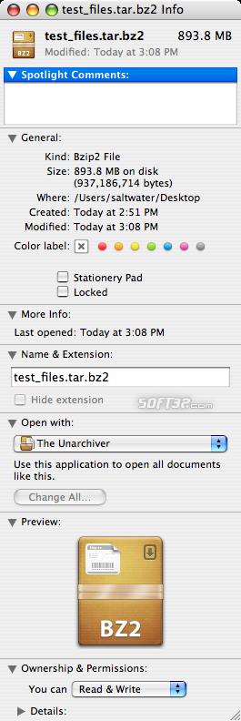 CleanArchiver Screenshot 9