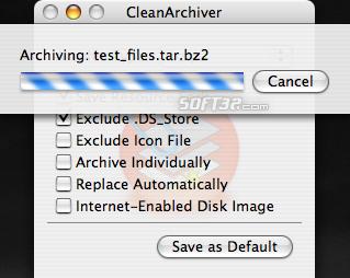 CleanArchiver Screenshot 7