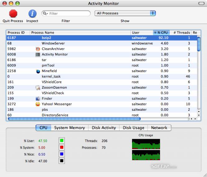 CleanArchiver Screenshot 8