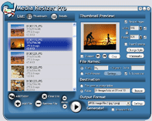 Media Resizer FREE thumbnail creator Screenshot