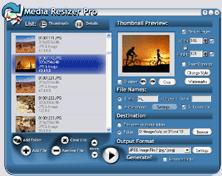 Media Resizer FREE thumbnail creator Screenshot 1