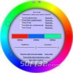 Design Color Wheel Screenshot