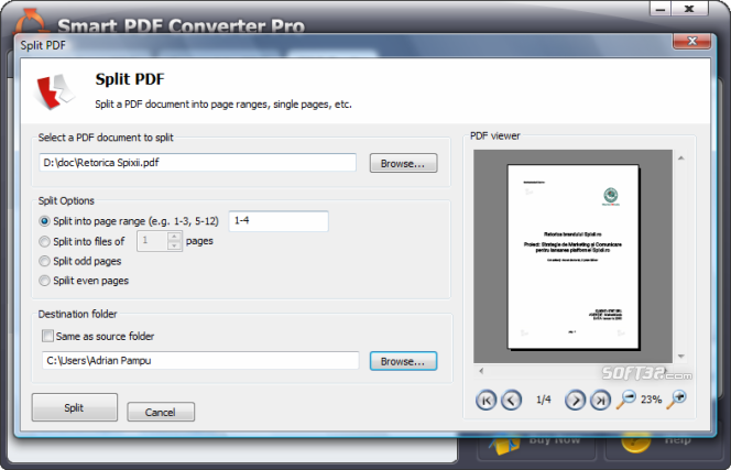 #1 Smart PDF Converter Pro Screenshot 6