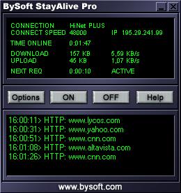 BySoft StayAlive Pro Screenshot 1