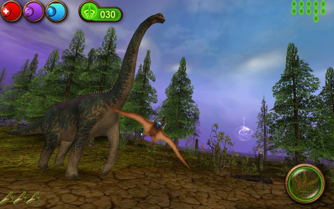 Nanosaur 2 Screenshot