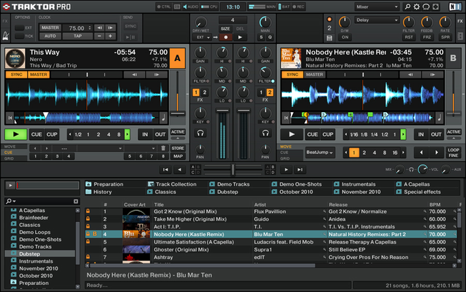 traktor scratch pro 2 software free