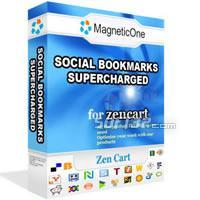 Social Bookmarks Zen Cart Module Screenshot 3