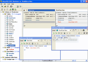 AdeptSQL Diff Screenshot 3