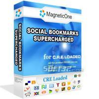 Social Bookmarks CRE Loaded Module Screenshot 3