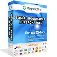 Social Bookmarks Supercharged - osCMax Module Screenshot 3