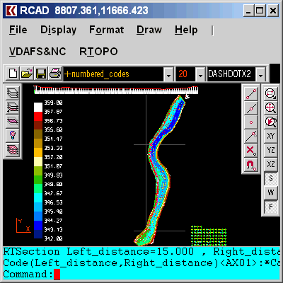 RTOPO Screenshot