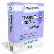 osCMax Cart Google Base Data Feed Screenshot 3